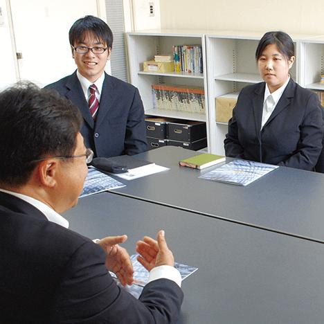 新潟高度情報専門学校 KOUDO 就職
