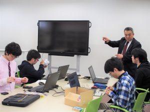 情報工学科授業・KOUDO